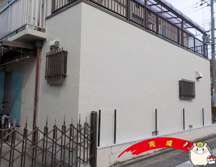 大阪府茨木市 Y様邸 外壁塗装工事