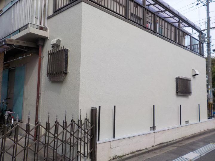 茨木市 Y様邸 外壁塗装工事