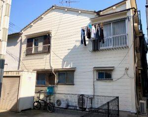 平野区 S様邸 外壁塗装工事