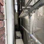 足場設置工事2 大阪市住吉区N様邸外壁塗装・屋根塗装工事   外壁・屋根塗装専門店 ペイントプロ