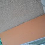 庇塗装前大阪市住吉区N様邸外壁塗装・屋根塗装工事 | 外壁・屋根塗装専門店 ペイントプロ