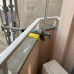 ベランダ手摺塗装前後|大阪市住吉区N様邸外壁塗装・屋根塗装工事 | 外壁・屋根塗装専門店 ペイントプロ