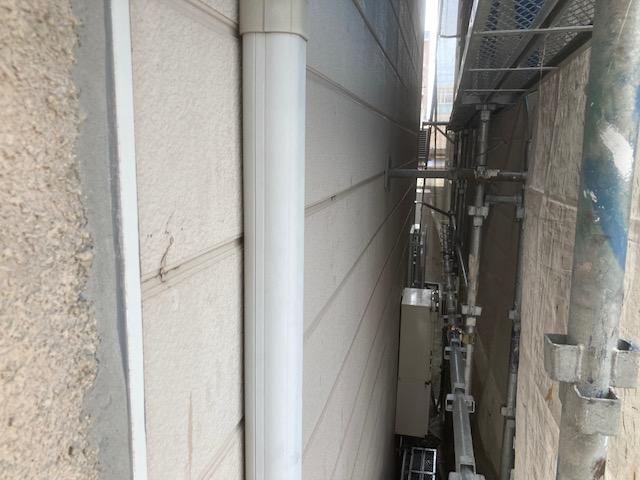 210524サイディング高圧洗浄前紹介 大阪市住吉区N様邸外壁塗装・屋根塗装工事   外壁・屋根塗装専門店 ペイントプロ