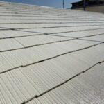 屋根塗装 タスペーサー取り付け後2|大阪市住吉区N様邸外壁塗装・屋根塗装工事 | 外壁・屋根塗装専門店 ペイントプロ