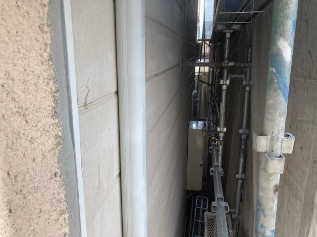 210525サイディング高圧洗浄後紹介 大阪市住吉区N様邸外壁塗装・屋根塗装工事   外壁・屋根塗装専門店 ペイントプロ