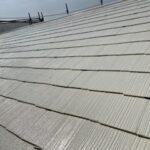 屋根塗装 タスペーサー取り付け後|大阪市住吉区N様邸外壁塗装・屋根塗装工事 | 外壁・屋根塗装専門店 ペイントプロ
