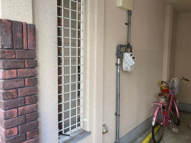 210525壁 高圧洗浄後紹介 大阪市住吉区N様邸外壁塗装・屋根塗装工事   外壁・屋根塗装専門店 ペイントプロ
