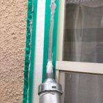 シーリング材充填 大阪市住吉区N様邸外壁塗装・屋根塗装工事   外壁・屋根塗装専門店 ペイントプロ