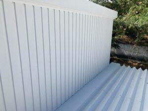 壁_塗装完了 O牧場様屋根塗装工事   大阪市の外壁塗装・屋根塗装専門店 ペイントプロ