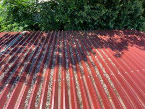 屋根塗装前2|O牧場様屋根塗装工事 | 大阪市の外壁塗装・屋根塗装専門店 ペイントプロ