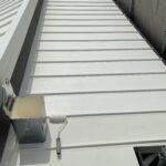 210709_上塗り1_完了1 大阪市住吉区K様邸外壁塗装・屋根塗装工事   外壁・屋根塗装専門店 ペイントプロ
