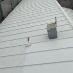 210710_上塗り2_1|大阪市住吉区K様邸外壁塗装・屋根塗装工事 | 外壁・屋根塗装専門店 ペイントプロ