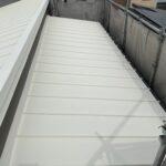 210710_上塗り2完了2|大阪市住吉区K様邸外壁塗装・屋根塗装工事 | 外壁・屋根塗装専門店 ペイントプロ