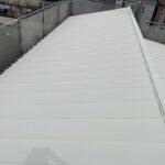210710_上塗り2完了1|大阪市住吉区K様邸外壁塗装・屋根塗装工事 | 外壁・屋根塗装専門店 ペイントプロ