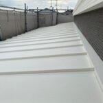 210710_上塗り2完了3|大阪市住吉区K様邸外壁塗装・屋根塗装工事 | 外壁・屋根塗装専門店 ペイントプロ