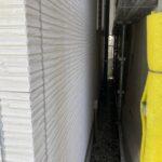 Y様邸外壁塗装・屋根塗装工事 外壁塗装工事 下塗り後A/大阪市住吉区・東住吉区の外壁・屋根塗装専門店 ペイントプロ