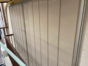 210726_雨戸ケレン前 K様邸外壁塗装工事   大阪市の外壁塗装専門店 ペイントプロ