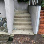 4A_K様邸外壁塗装・屋根塗装工事 外壁高圧洗浄作業写真/大阪市住吉区・東住吉区の外壁・屋根塗装専門店 ペイントプロ