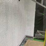 3C_K様邸外壁塗装・屋根塗装工事 外壁下塗り作業写真/大阪市住吉区・東住吉区の外壁・屋根塗装専門店 ペイントプロ