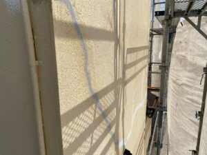 210726_高圧洗浄前1 K様邸外壁塗装工事   大阪市の外壁塗装・屋根塗装専門店 ペイントプロ