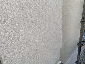 210729_中塗り中2|K様邸外壁塗装工事 | 大阪市の外壁塗装専門店 ペイントプロ