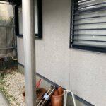 3A_K様邸外壁塗装・屋根塗装工事 外壁高圧洗浄作業写真/大阪市住吉区・東住吉区の外壁・屋根塗装専門店 ペイントプロ