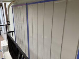 210730_雨戸養生 鉄部塗装工事 K様邸外壁塗装工事
