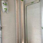 Y様邸外壁塗装・屋根塗装工事 外壁塗装工事 下塗り後B/大阪市住吉区・東住吉区の外壁・屋根塗装専門店 ペイントプロ