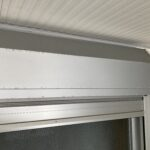 1_Y様邸外壁塗装・屋根塗装工事 シャッターボックス現状写真/大阪市住吉区・東住吉区の外壁・屋根塗装専門店 ペイントプロ