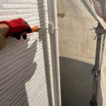 Y様邸外壁塗装・屋根塗装工事 樋B塗装工事3写真/大阪市住吉区・東住吉区の外壁・屋根塗装専門店 ペイントプロ