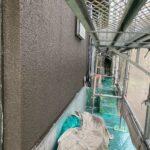 K様邸外壁塗装・屋根塗装工事 B外壁塗装上塗工事2/大阪市住吉区・東住吉区の外壁・屋根塗装専門店 ペイントプロ