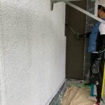 K様邸外壁塗装・屋根塗装工事 C外壁塗装上塗工事1/大阪市住吉区・東住吉区の外壁・屋根塗装専門店 ペイントプロ