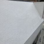M様邸外壁塗装工事 外壁塗装上塗写真/大阪市住吉区・東住吉区の外壁・屋根塗装専門店 ペイントプロ