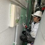 O様邸外壁塗装・屋根塗装工事 外壁塗装写真/大阪市住吉区・東住吉区の外壁・屋根塗装専門店 ペイントプロ