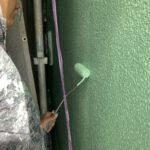 O様邸外壁塗装・屋根塗装工事 外壁F塗装工事写真/大阪市住吉区・東住吉区の外壁・屋根塗装専門店 ペイントプロ