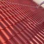 O様邸外壁塗装・屋根塗装工事 屋根塗装写真/大阪市住吉区・東住吉区の外壁・屋根塗装専門店 ペイントプロ