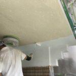 O様邸外壁塗装・屋根塗装工事 外壁B塗装工事写真/大阪市住吉区・東住吉区の外壁・屋根塗装専門店 ペイントプロ