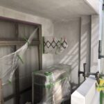 M様邸外壁塗装工事 外壁塗装下塗写真/大阪市住吉区・東住吉区の外壁・屋根塗装専門店 ペイントプロ
