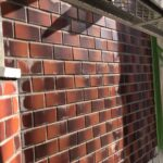 M様邸外壁塗装工事 外壁塗装現状写真/大阪市住吉区・東住吉区の外壁・屋根塗装専門店 ペイントプロ