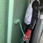 O様邸外壁塗装・屋根塗装工事 外壁C塗装工事写真/大阪市住吉区・東住吉区の外壁・屋根塗装専門店 ペイントプロ
